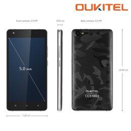 Oukitel C5pro 08