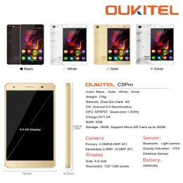 Oukitel C5pro 10