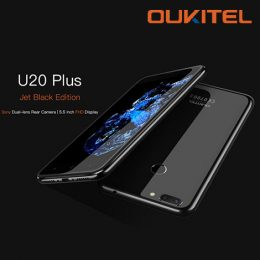 Oukitel U20plus black 15