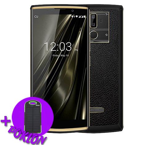 Oukitel K7 Android 8.1 10000mAh MT6750T 8core 4GB 64GB poklon