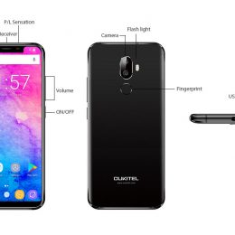 OUKITEL-U18-5-85-Inch-4GB-64GB-Smartphone-Black-Android7.0-04