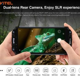 Oukitel WP2 IP68 Smartphone Android8.0 64GB 4GB 10000mAh 05