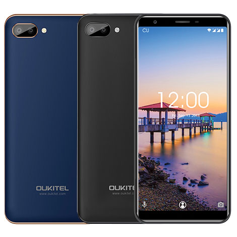 Oukitel C11 Smartphone Android 8.1 01