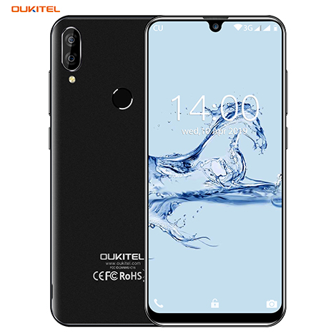 Oukitel C16 Android9.0 01