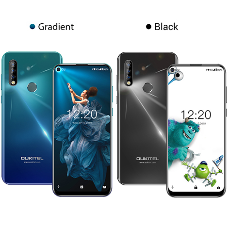 Oukitel C17-pro 4G Android9.0 all 01