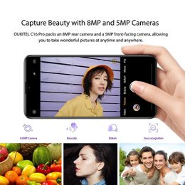 Oukitel_C16pro_5.71inch-IPS_MT6761_Quad-Core_2.0GHz_3GB_32GB_2600mAh_Android9_10