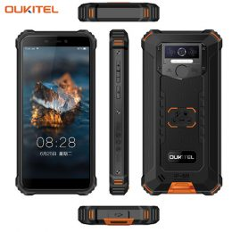 Oukitel WP5 Rugged IP68 waterproof smartphone 4G MT6761 3GB 32GB 8000mAh Android 9.0 03