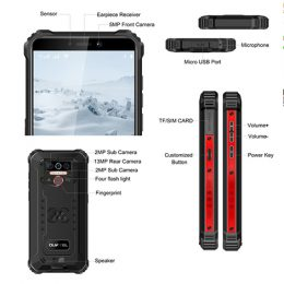Oukitel_WP5_Rugged_IP68_waterproof_smartphone_4G_MT6761_4GB_32GB_8000mAh_Android_9.0_06