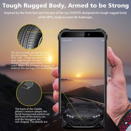 Oukitel_WP5_Rugged_IP68_waterproof_smartphone_4G_MT6761_4GB_32GB_8000mAh_Android_9.0_10