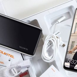 Oukitel C21 4G 6.4inch IPS MT6771 Octa-Core 4GB 64GB 4000mAh Android10.0 12