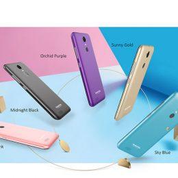 Oukitel smartphone HD 5.5 inch 18:9 android 7.0 2GB 16GB 3000mAh 15