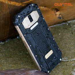 Oukitel WP2 IP68 Smartphone Android8.0 64GB 4GB 10000mAh 08