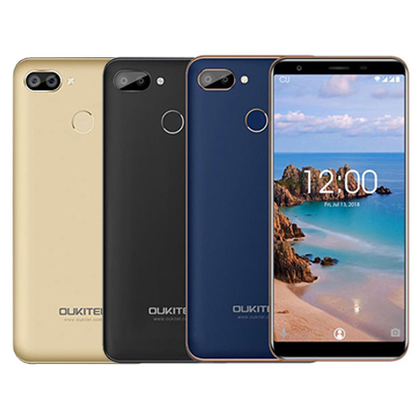 Oukitel C11pro Smartphone-4G Android 8.1 01