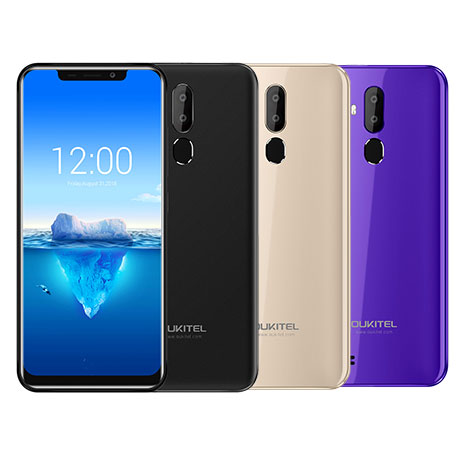 Oukitel C12pro Smartphone 4G Android 8.1 all