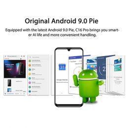 Oukitel_C16pro_5.71inch-IPS_MT6761_Quad-Core_2.0GHz_3GB_32GB_2600mAh_Android9_11