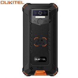 Oukitel WP5 Rugged IP68 waterproof smartphone 4G MT6761 3GB 32GB 8000mAh Android 9.0 02