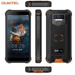 Oukitel WP5 Rugged IP68 waterproof smartphone 4G MT6761 3GB 32GB 8000mAh Android 9.0 03