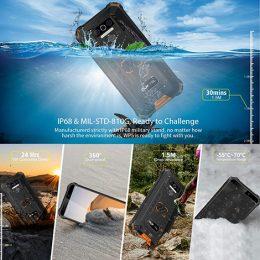 Oukitel_WP5_Rugged_IP68_waterproof_smartphone_4G_MT6761_4GB_32GB_8000mAh_Android_9.0_07
