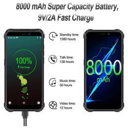 Oukitel_WP5_Rugged_IP68_waterproof_smartphone_4G_MT6761_4GB_32GB_8000mAh_Android_9.0_11