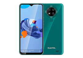 Oukitel C19pro Smartphone 4G 6.49inch IPS MT6762 Octa-Core 2.5GHz 4GB 64GB 4000mAh Android10.0