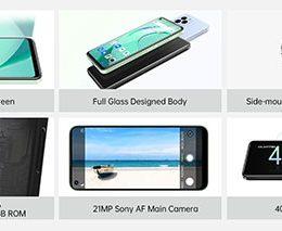 Oukitel C21pro Smartphone 4G 6.4 HD 64GB 4GB 4000mAh Android-11 black 06-4G_6.4HD_64GB_4GB_4000mAh_Android-11_black_06