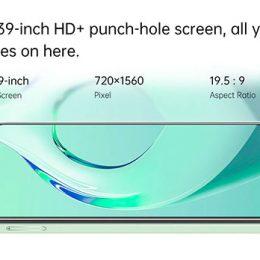 Oukitel C21pro Smartphone 4G 6.4 HD 64GB 4GB 4000mAh Android-11 black 07