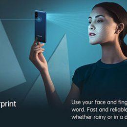 Oukitel C23 pro Smartphone 4G 6.53 HD 64GB 4GB 5000mAh Android 10 black